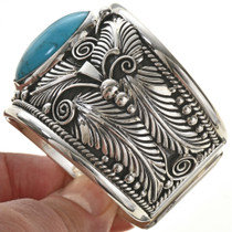 Navajo Big Boy Sterling Cuff 20622