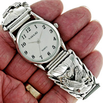 Hallmarked Eagle Watch 24457