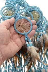 Light Blue Dreamcatcher 23229