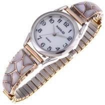 Pink Shell Watch 24474
