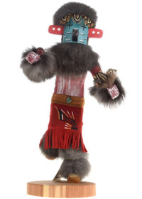 Roadrunner Kachina Doll 19015