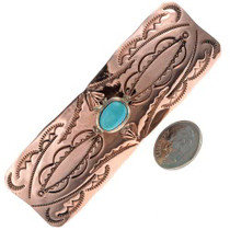 Turquoise Hair Clip 24420