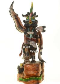Eagle Kachina Doll 21631