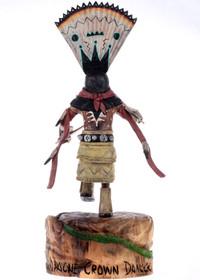 Handmade Kachina Dolls 23459