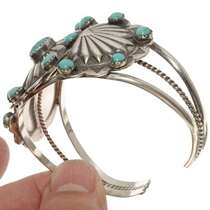 Turquoise Cuff Bracelet 13133