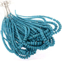 16 Inch Turquoise Jewlery Making Strands 25512