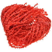 10mm Angelskin Coral Bead 16 inch Long Strand