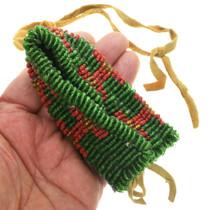 Hand Sewn Native Seed Beads 31441