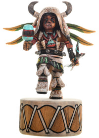Buffalo Dancer Kachina 23604