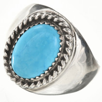 Turquoise Mens Ring 26936