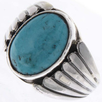 Turquoise Mens Ring 25651