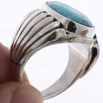 Silver Mens Ring 25651