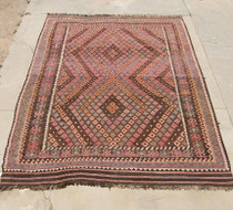 Antique Kilim Rug 25109
