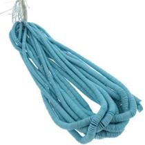 Blue-green Graduated Beads 25595
