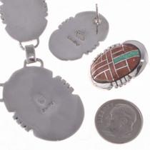 Necklace Earrings Set 24649