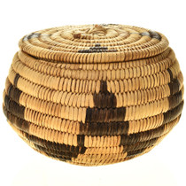 Papago Indian Basket 29143