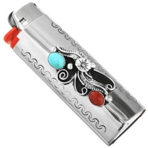 Sleeping Beauty Turquoise Lighter Case 24036