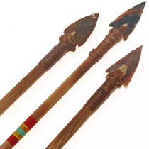 Stone Arrowhead Arrows 15217