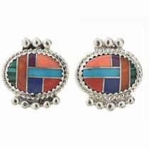 Turquoise Gemstone Earrings 28839