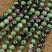 Zoisite Beads