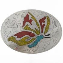 Ladies Butterfly Belt Buckle 27443