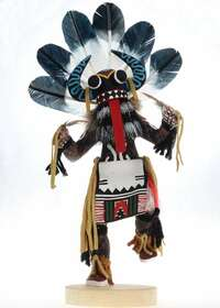 Guard Kachina Doll 22094