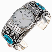 Turquoise Mens Watch 24479