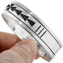 Southwest Indian Silver Bracelet 23234