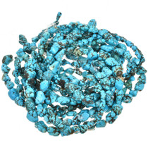 Bisbee Blue Turquoise Magnesite Nuggets 30878