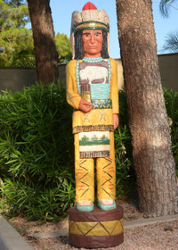 Cigar Store Indian 0417-IND