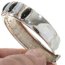 Gemstone Sterling ladies Bracelet 28343