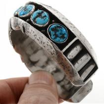 Turquoise Native American Bracelet 27762
