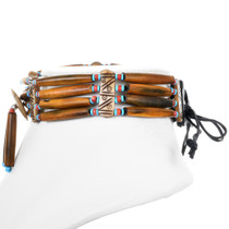 Plains Indian Bone Choker 26136
