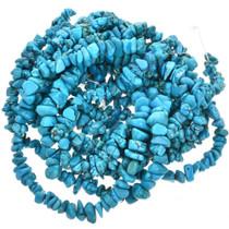 Sleeping Beauty Blue Turquoise Magnesite 30872