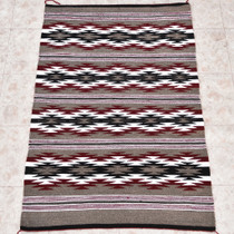 Navajo Crystal Wool Rug Ganado Colors 29296