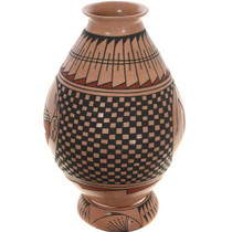 Polychrome Pottery Jar 26645