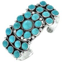Ladies Turquoise Navajo Bracelet 11860