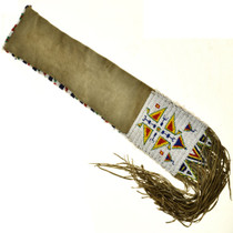 20th Century Collectible Indian Pipe Bag
