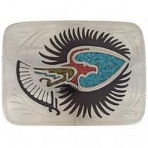 Phoenix Eagle Belt Buckle 25049