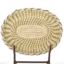 Plate Beargrass Basket
