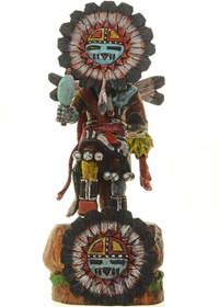 Hopi Sunface Kachina 14834