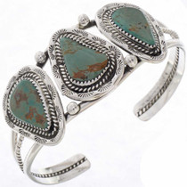 Native American Turquoise Ladies  Cuff 14602