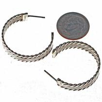 Handmade Navajo Earrings 23128