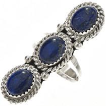 Blue Lapis Ladies Ring