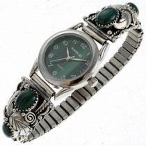 Malachite Ladies Watch 23527