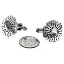Silver Cuff Links 20895