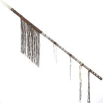 Ceremonial Style Lakota Sioux Spear