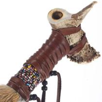 Deer Antler Pipe 25325
