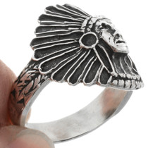 Navajo Motorcycle Biker Rings 26881