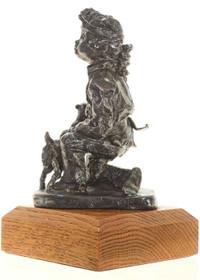1975 Bronze Sculpture 27238